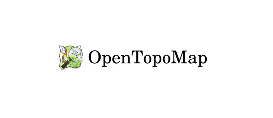 Open Topo Map